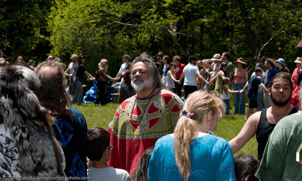 EarthSpirit Rites Of Spring 2008 Closing Circle Ritual